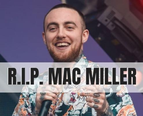 Mac Miller Dead From Apparent Overdose
