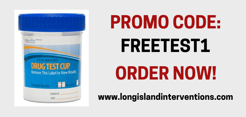 free drug test long island