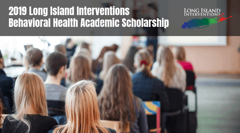 behavioral health academic scholarships