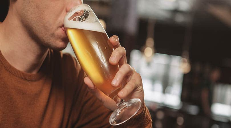 Drinking Is Not Recommended by Experts During Coronavirus