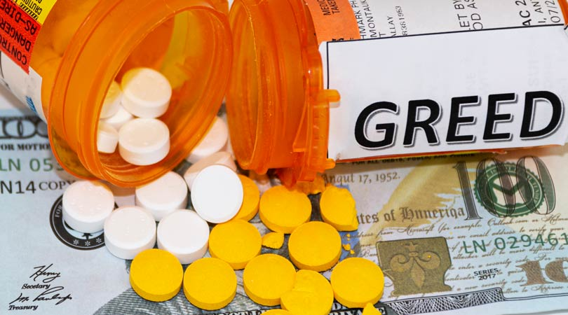 Purdue Pharma, Inventors of Oxycontin, Take Legal Responsibility for Instigating the National Opioid Crisis and Plead Guilty to Federal Criminal Charges